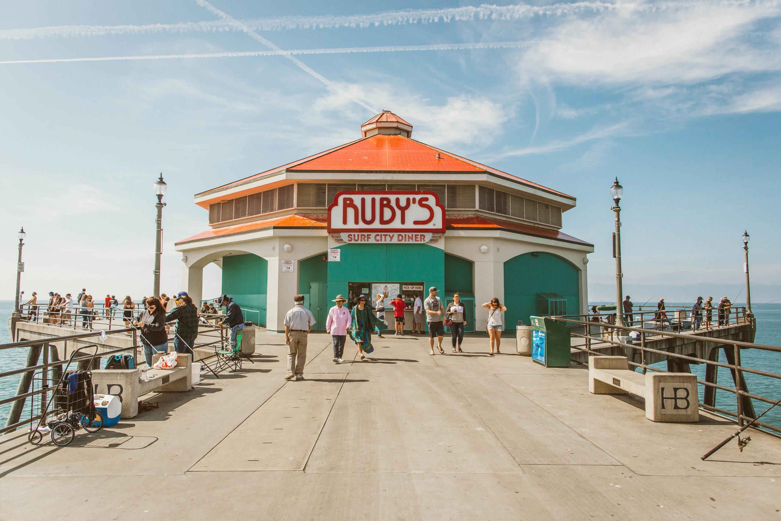 HB Pier - Daytime 2