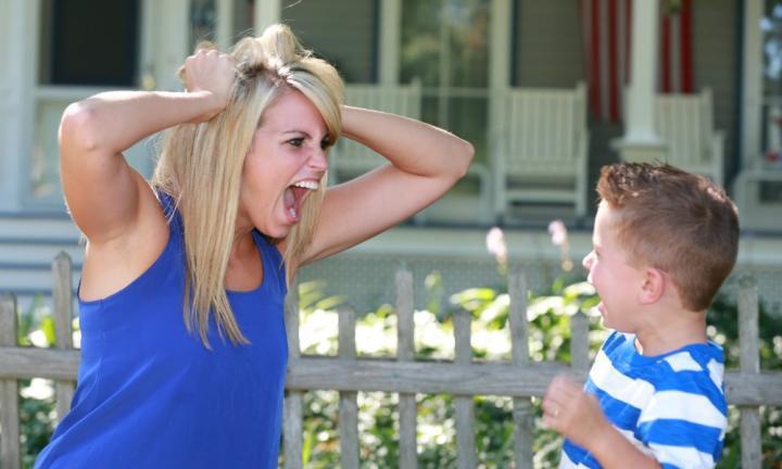 parenting in public