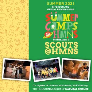 HMNS Summer Camp
